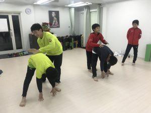 テニス選手体幹トレーニングメンタルトレーニング講師元宝塚歌劇団式部いろは(しきぶいろは)